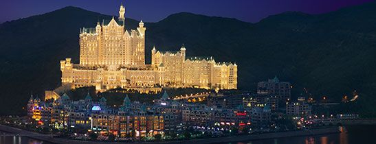The Castle Hotel, a Luxury Collection Hotel, Dalian - Hotel Exterior Gate