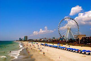 Опубликован список самых популярных пляжей США
