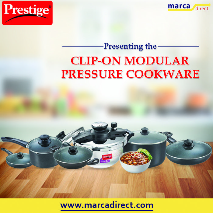 Buy #prestige Kitchenware online at Marca Direct. Choose from variety of kitchenware items as per your requirements.