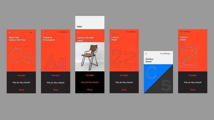Readymag Design School // Web on Behance
