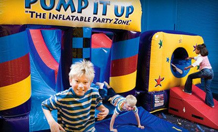 Orange County Pump it up $11 voucher for 3 sessions! Limited time to purchase. To see more daily bargains, visit: www.bargainocity.com