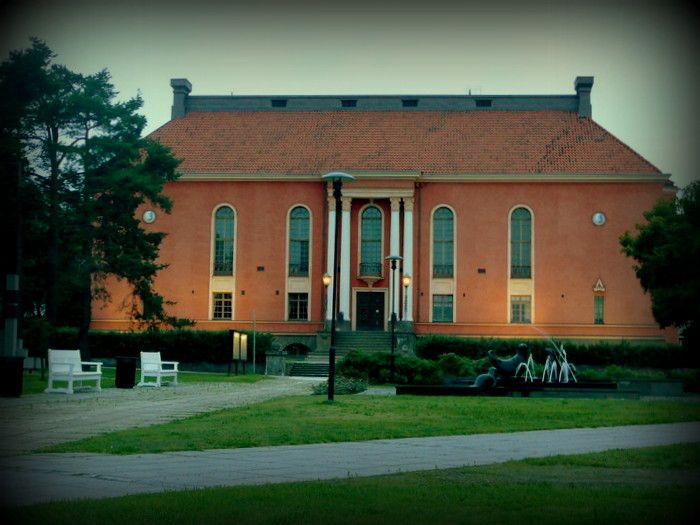 Kokkola city Theatre. #kokkola