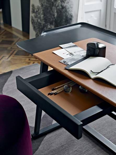 Collezione maxalto design nel 2019 scrivania for Maxalto mobili