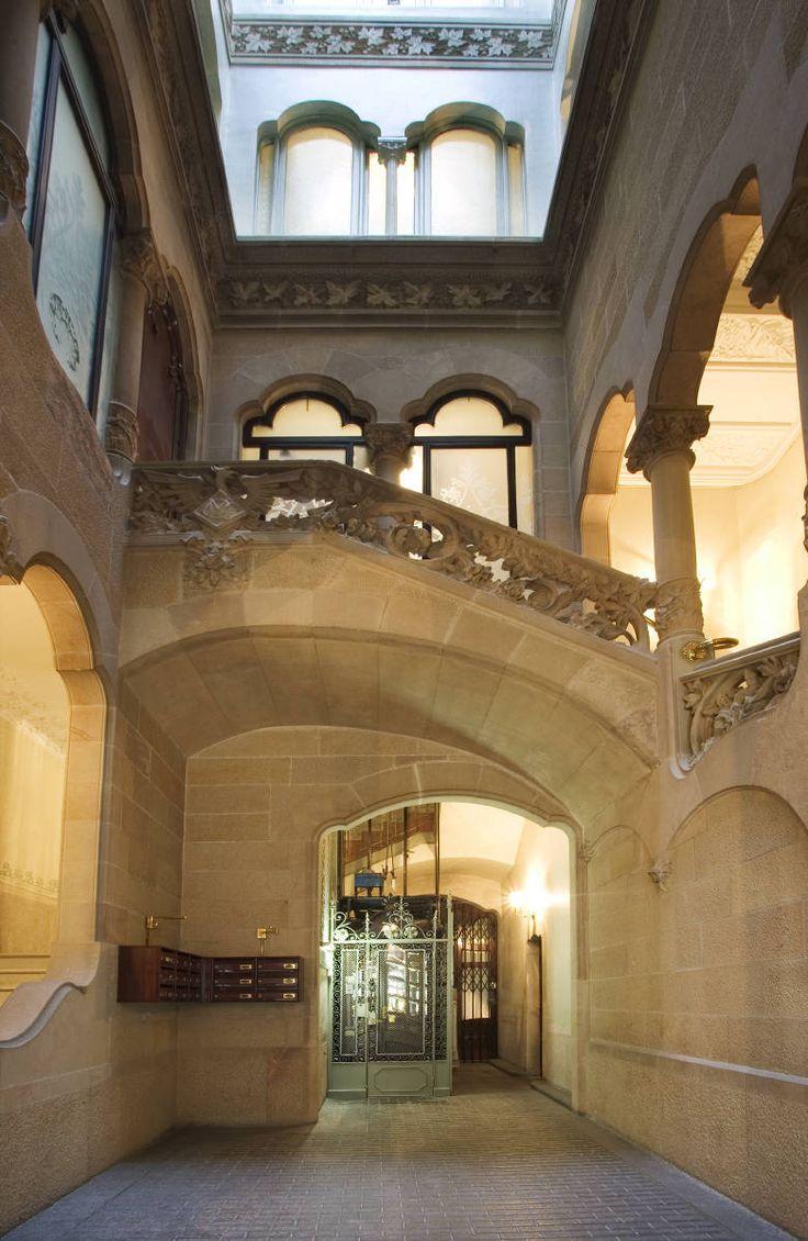 Casa camil mulleras barcelona modernista direcci n for Boutique hotel 1905