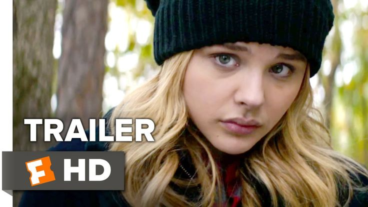New Trailer: #The5thWave - Chloë Grace Moretz fights extinction after aliens invade earth.