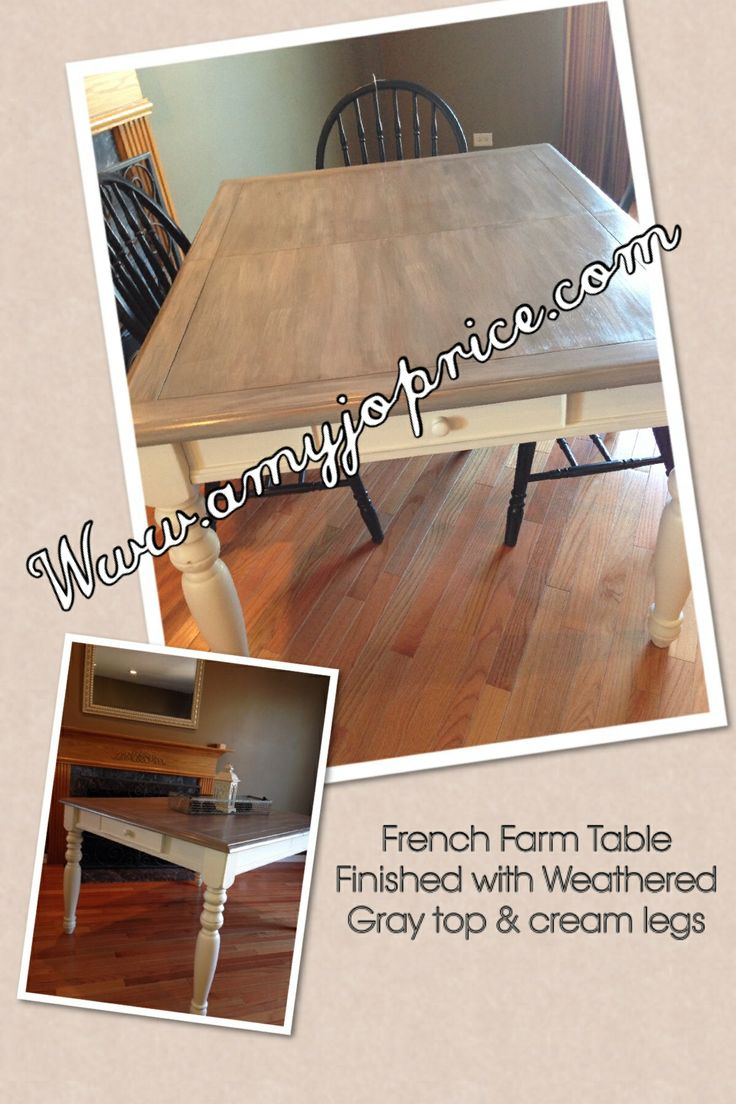 French Farm Table (available Chicago/s Wi)