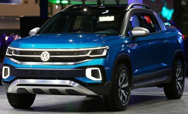 2020 VW Tiguan: Design, Specs, Price >> 2020 Volkswagen Tarok Review Specs Price New Car