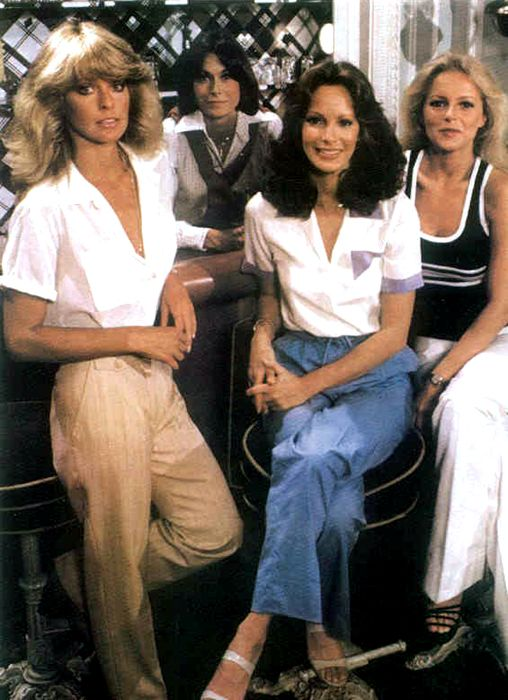 Charlie's Angels                                                                                                                                                      More