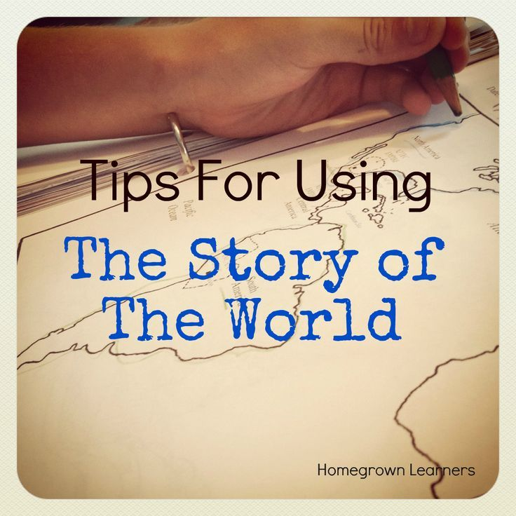 Homegrown Learners - Home - Tips for Using The Story of The World (scheduled via http://www.tailwindapp.com?utm_source=pinterest&utm_medium=twpin&utm_content=post89184457&utm_campaign=scheduler_attribution)