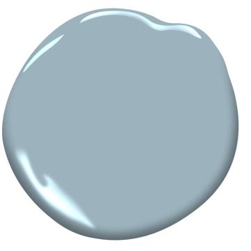 Slate Blue 1648 Benjamin Moore For Bus Exterior Kitchen Pinterest Paint Colors And
