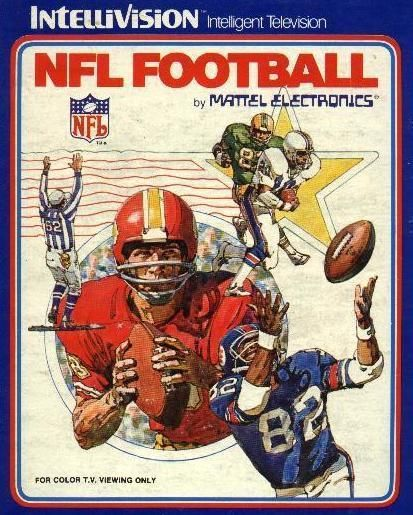 Interesting one by kgsportfan0.514 #intellivision #microhobbit (o) http://ift.tt/1qyfJYp NFL Football- #1980s #OldSkool #VideoGames #Intellivision #NFL #Football #Throwback #28Teams #American  #AFC #NFC #Conference  #National #East #West #Central #Divisions