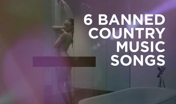 Right now, you could turn on just about any country music radio station in the country and listen to a song with overtly sexual lyrics, a song about killing someone or drinking until your drunk. An...