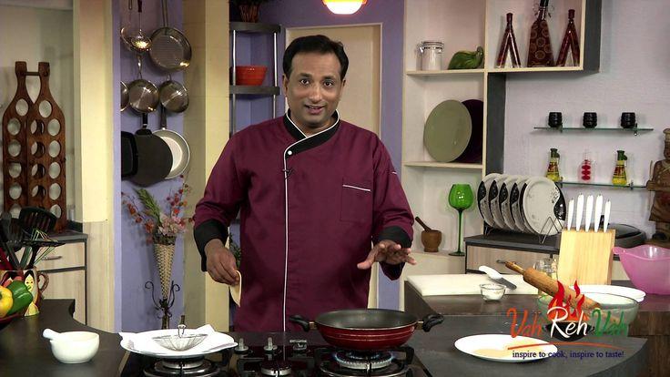 Poori - VahRehVah Hindi Recipes