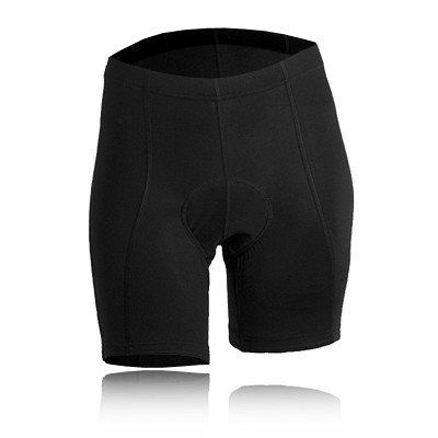 Pure Lime Lady Spinning Tight Shorts - Small - Black Coolmax Pad - This provide you a great comfort during your exercise.. Silicon Elastics - This make sure that they stay in place at your lap.. Quick Drying fabric - This quick drying material keeps you dry and comfy.. 90% polyamide/ 10% elastane - knitted.  #PureLime #Sports