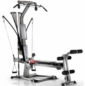 The Bowflex Blaze Home Gym is a very popular piece of home workout equipment. Bowflex as you probably know uses long bending rods instead ofweights to add