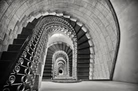 endless stairwell