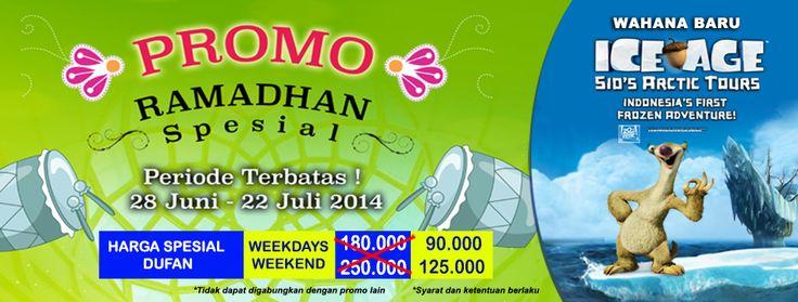 Dufan: Promo Ramadhan Spesial @ancoltmnimpian