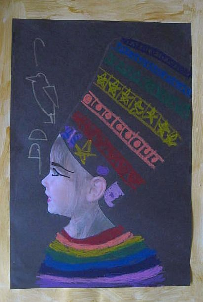 MaryMaking: Ancient Egyptian Royalty