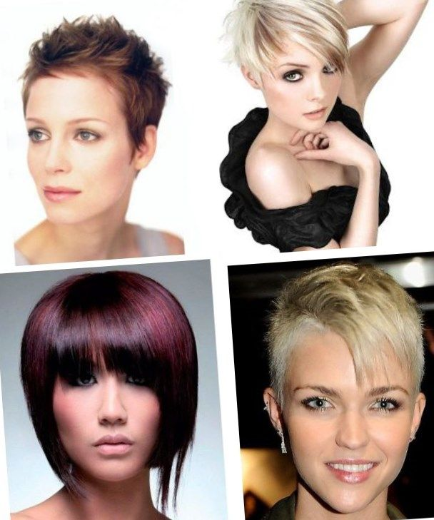 Hairstyles For Short Hair For Fall Winter 2017 2018 Are