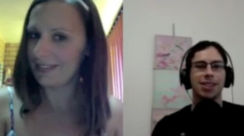 Nick from #Progressive #Podcast #interviews Leigh-Chantelle