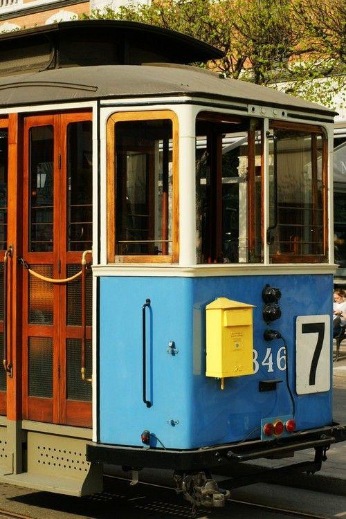 Spårvagn, Stockholm