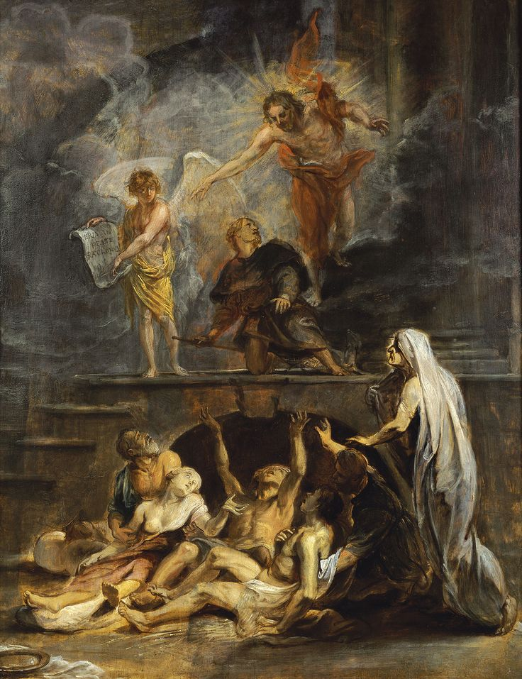 "San Roque como patrón de la peste (""Saint Roch as patron of the plague victims""). Peter Paul Rubens. 1623. Localización: Museo Nacional Thyssen-Bornemisza (Madrid). https://painthealth.wordpress.com/2017/11/21/san-roque-como-patron-de-la-peste/"