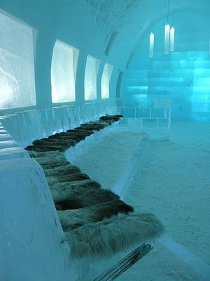 Sweden's Ice Hotel - 20 Years of Cool