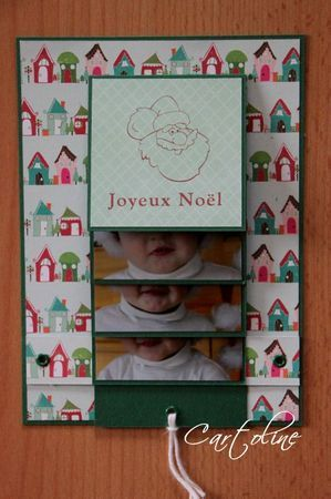 17 best images about cartes hors norme on pinterest gift - Tuto carte de noel ...