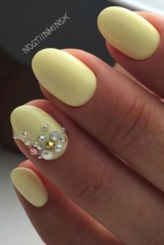 Best 25 round nail designs ideas on pinterest elegant nails 51 special summer nail designs for exceptional look prinsesfo Images