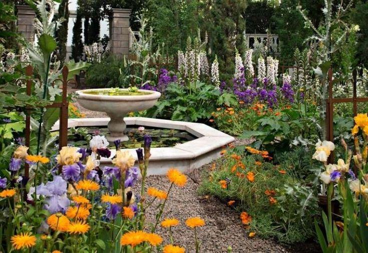 Plantes et jardins: arômes dans espace extérieur en 24 idées ...