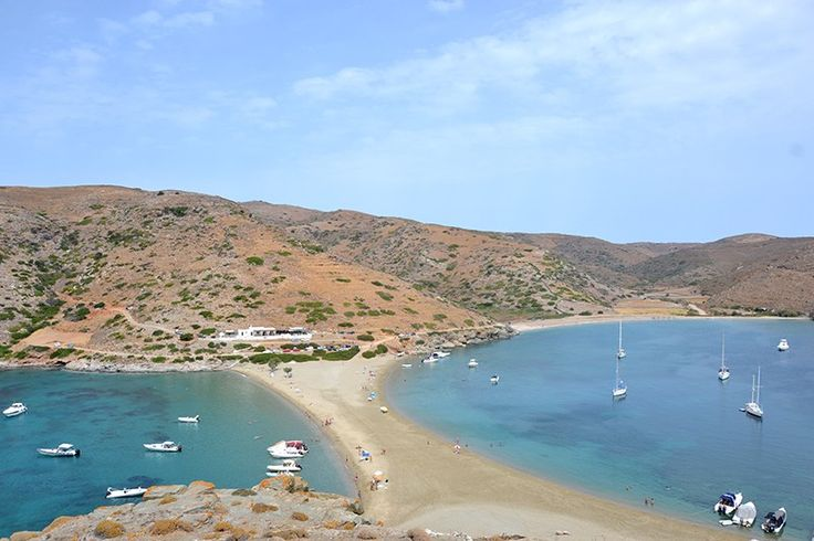 Postcards From Greece - Weekend In Kythnos