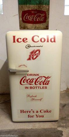 Wow con este retro de Coca Cola #iloveit