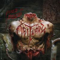 "SONG PREMIER: Obituary band - ""Violence"" from the album Inked In Blood due out 10/28"