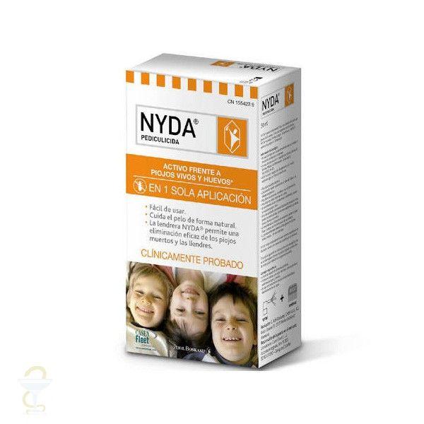 #Nyda es un #tratamientoantipiojos que actúa frente a piojos y liendres de manera efectiva. http://farma16.com/capilar/antipiojos/nyda-pulverizador-antipiojos-50-ml.html