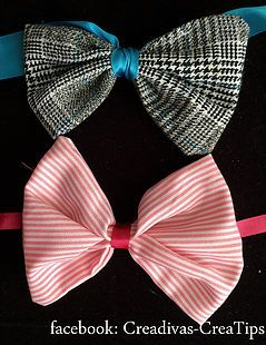 Shunshes & Co.| Cat and dog bow | Moños para perro y gato