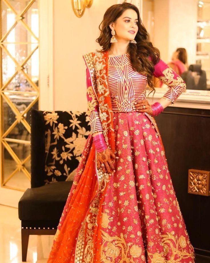 6b44d76c92 Pin by Eishan Khan on Pakistani actress in 2019 | Indian wedding outfits,  Pakistani bridal makeup, Pakistani dresses