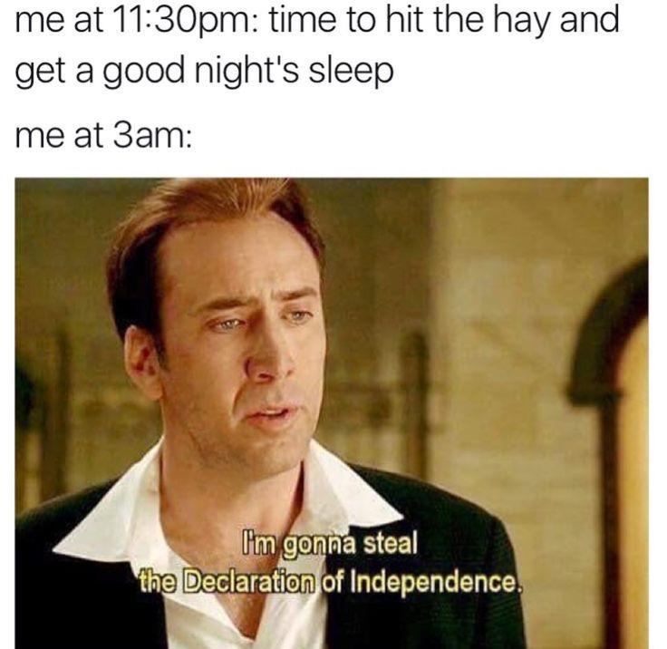 3 o'clock me