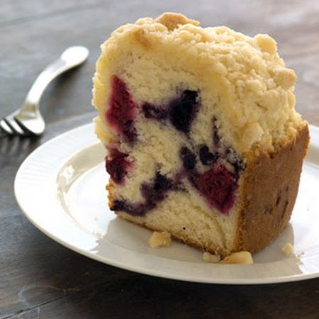 Calories In Starbucks Berry Coffee Cake