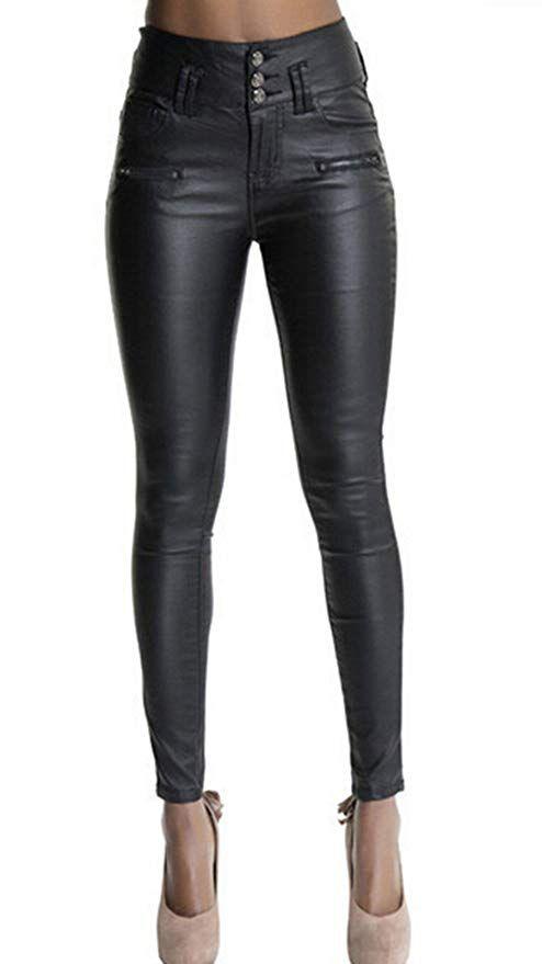 womens-leather-pants-petite