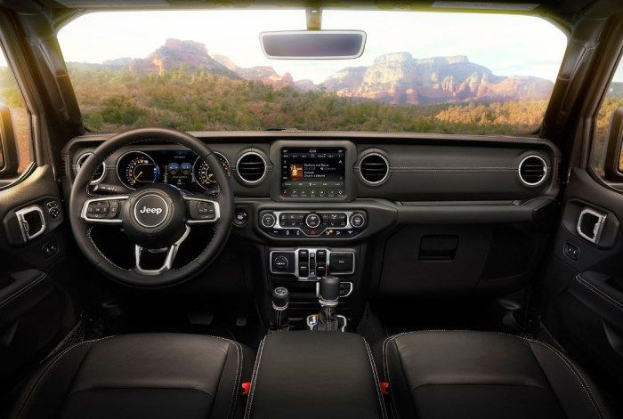 All You Need To Know About The 2019 Jeep Wrangler Jeep Wrangler