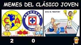 Blog de palma2mex : Los memes del América 2 Cruz Azul 0