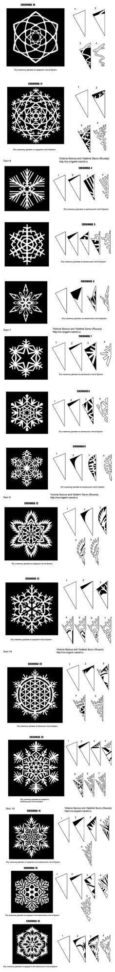 Moldes para fazer mandala de papel passo a passo