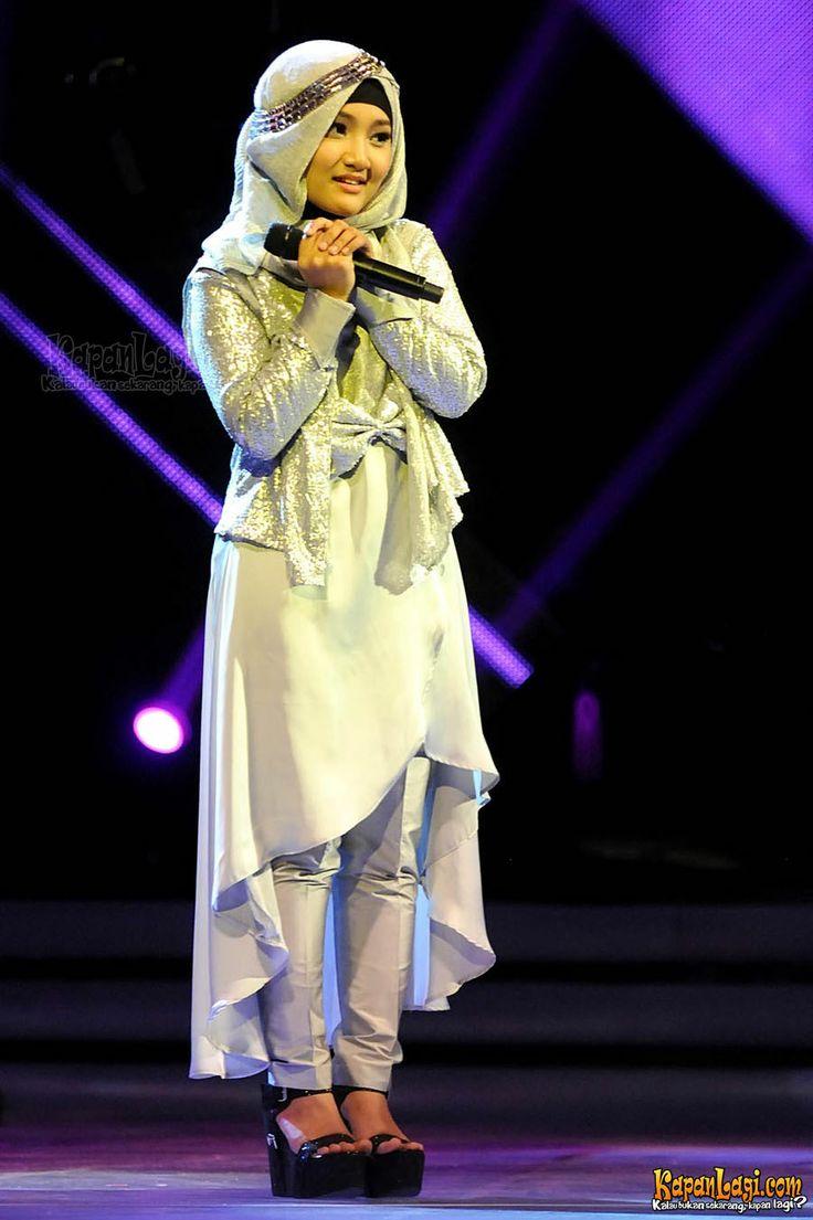 Nice Look Fatin Shidqia Luv her <3 <3 <3