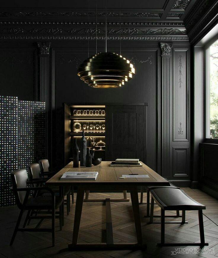 Dine with the features of luxury design #interiors #torontointeriors #luxury