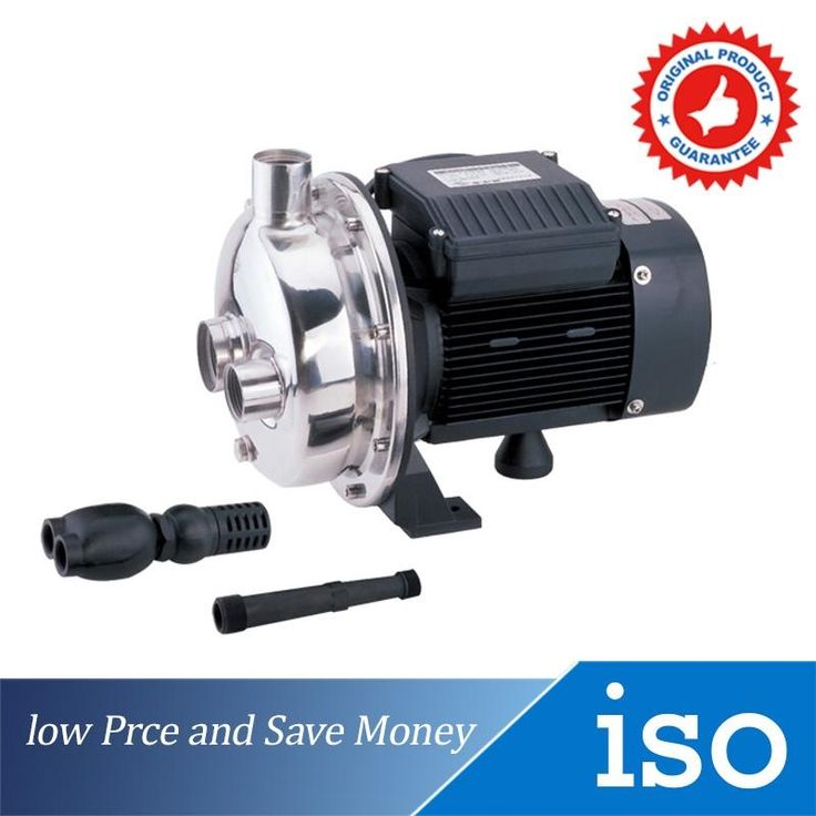 215.00$  Watch now - http://alisgw.worldwells.pw/go.php?t=32687536678 - SUS304 Domestic Water Well Pump Self Suction High Pressure Centrifugal Booster Pump 215.00$
