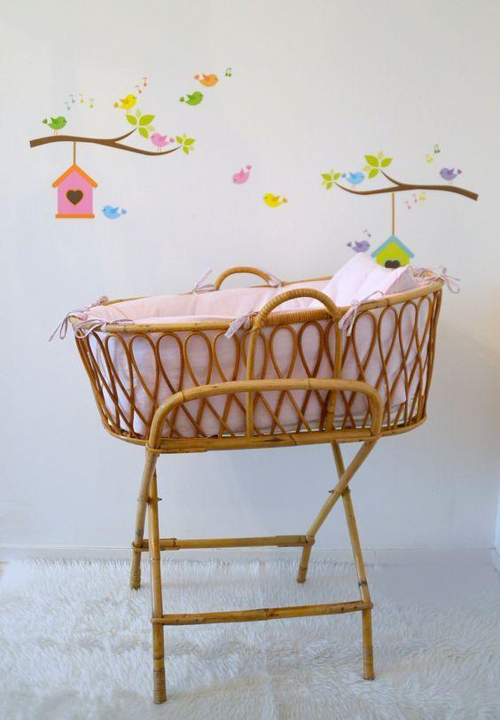 les 25 meilleures id es de la cat gorie berceaux de b b sur pinterest literie de berceau. Black Bedroom Furniture Sets. Home Design Ideas
