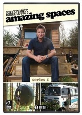 DVD - George Clarke's Amazing Spaces: Series 1