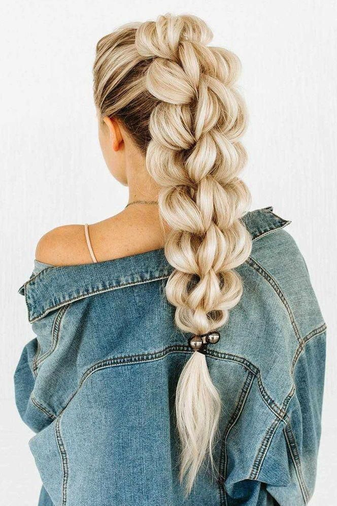 9 Advanced Hair Braids That Will Change Your Hair Game Forever If You Already Have The French Braid Dutch Hair Styles Braided Hairstyles Braids For Long Hair