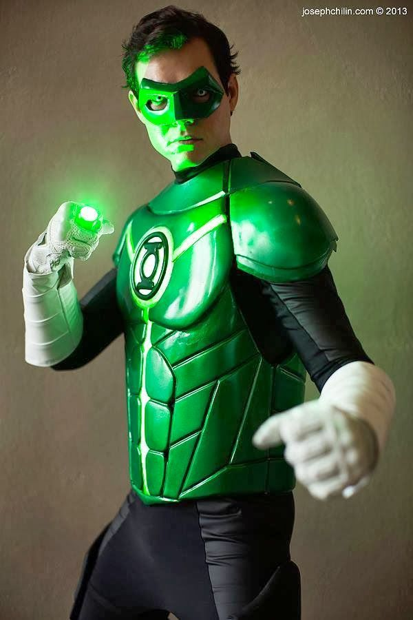 #Cosplay: Green Lantern by Joseph Chi Lin | Green Lanterns ...