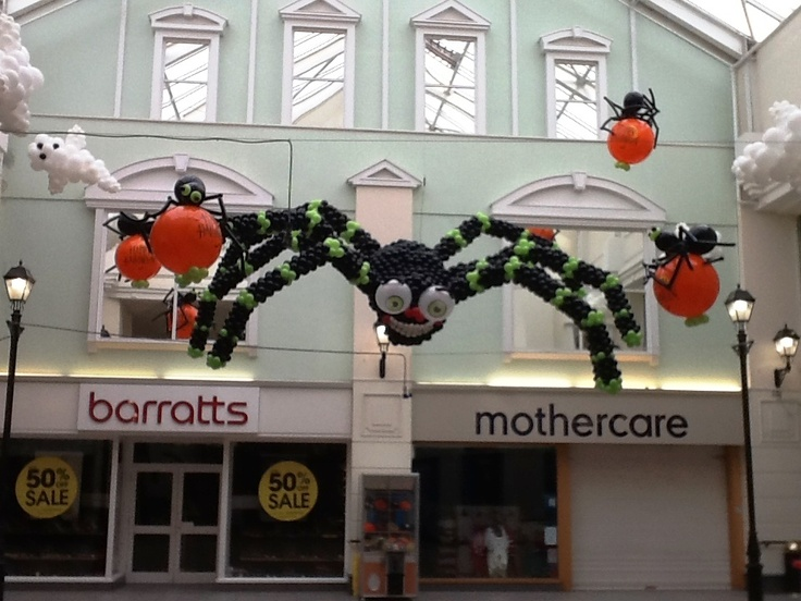 17 Best images about Halloween balloon deco on Pinterest ...